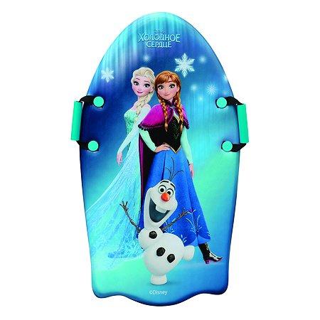 Ледянка 1TOY Disney Холодное сердце 92 см с плотными ручками