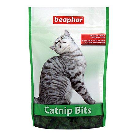 Подушечки для кошек Beaphar Catnip-Bits с кошачьей мятой 150г