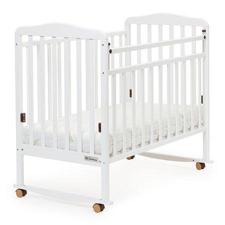 Кроватка Mr Sandman Skylark-1 Белый