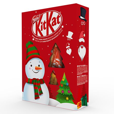 Набор подарочный KitKat +3маски196.8г 12470747