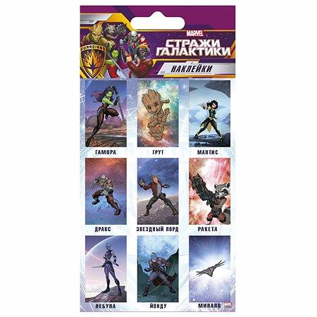 Наклейка декоративная Disney лицензионная 1 Стражи Галактики 3D 1 95*185 61006