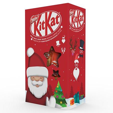 Набор подарочный KitKat +6масок 342.5г 12470885