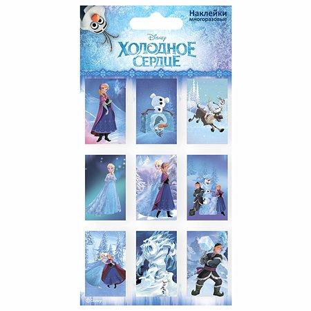 Наклейка декоративная Disney лицензионная Холодное сердце 3D 1 95*185 61976