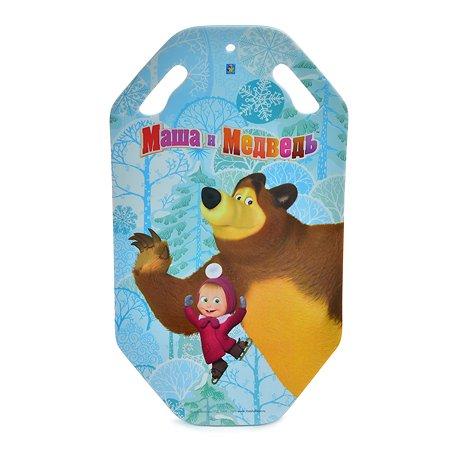 Ледянка 1TOY Маша и Медведь 92 см