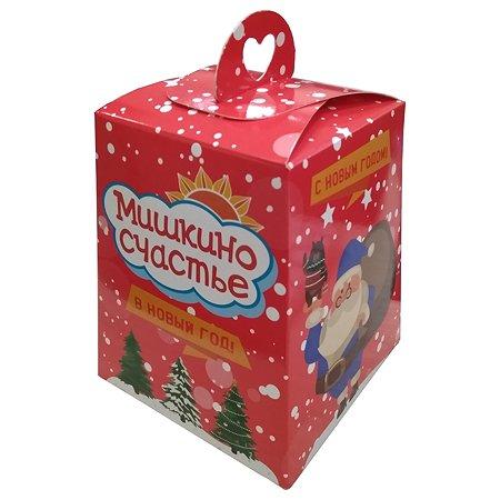 Набор подарочный Мишкино счастье Новогодний подарок 286г