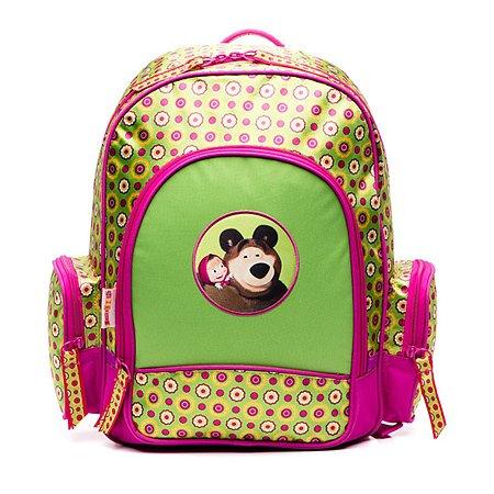 Рюкзак Росмэн Маленькая Модница(розово-зеленый)