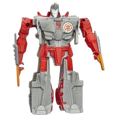 Трансформер Трансформеры Роботс-ин-Дисгайс Уан-Стэп Sideswipe B2991
