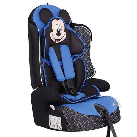 Автокресло SIGER Disney Драйв Микки Маус Контур Синий