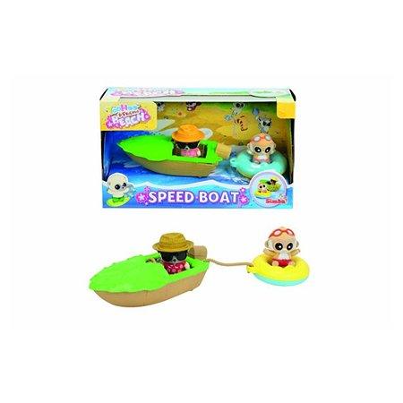 Набор игровой YOOHOO Beach лодка+круг 5950635