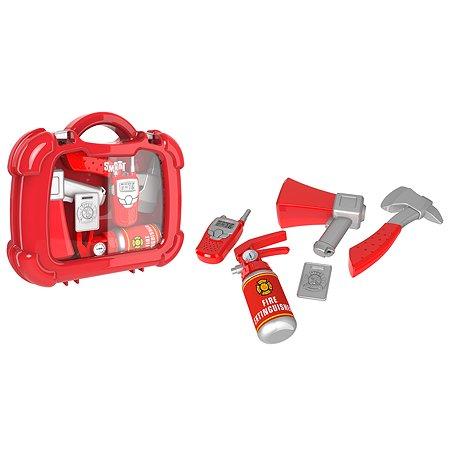 Набор пожарного HTI в кейсе
