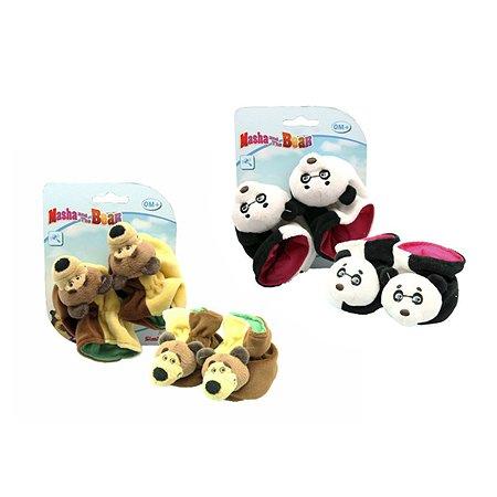 Погремушка-пинеточки Simba Маша и Медведь