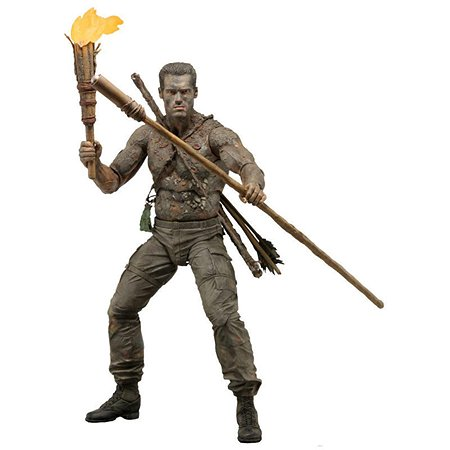 Фигурка NECA Predators 7 S9 Disguise Dutch