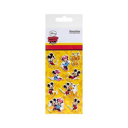 Наклейка декоративная лицензионная Disney Микки