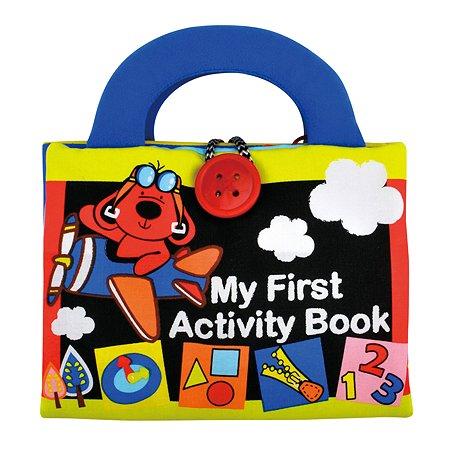 Книга развивающая K's Kids Моя первая книжка