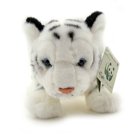 Белый тигр WWF 25 см