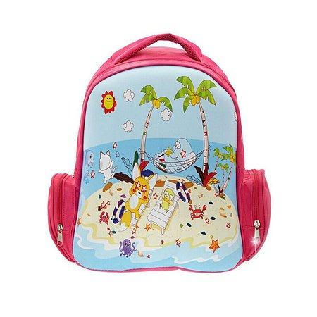 Рюкзак 3D-Bags Пляж (мульти)