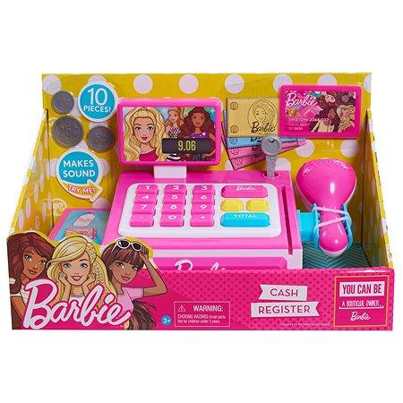 Набор Barbie Маленький кассовый аппарат со световыми и звуковыми эффектами