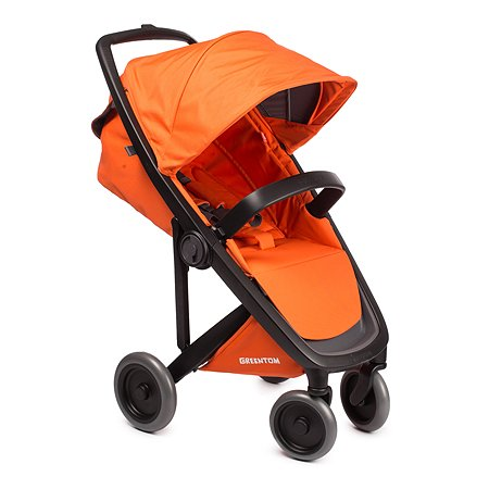 Прогулочная коляска Greentom Upp Classic Orange