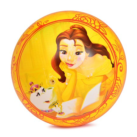 Мяч FRESH-TREND Принцессы 23 см Желтый