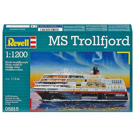 Сборная модель Revell Круизный лайнер Трафальгар маршрут Хуртигрутен 05815