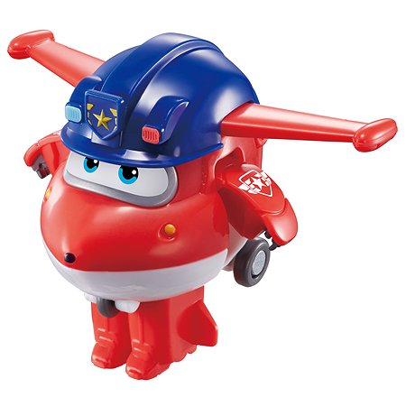 Мини-трансформер Super Wings Джетт полиция EU730031