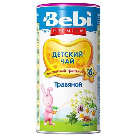 Чай Колинска Bebi Premium гранулированный травяной 200г с 6 месяцев