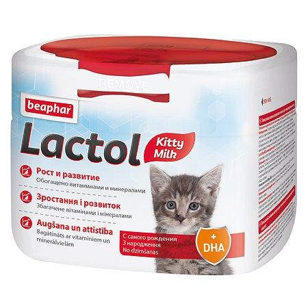 Смесь для котят Beaphar Lactol kitty молочная с добавлением докозагексаеновой кислоты 250г