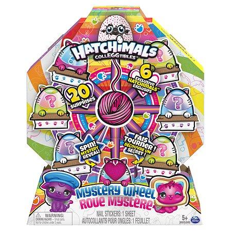 Набор игровой Hatchimals Лунапарк с котятами в непрозрачной упаковке (Сюрприз)6059964
