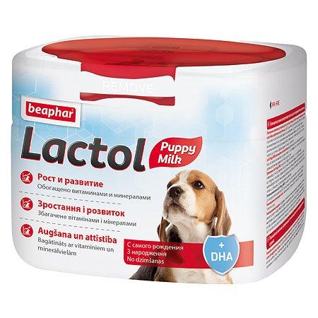 Смесь для щенков Beaphar Lactol puppy молочная с добавлением докозагексаеновой кислоты 250г