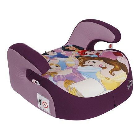 Автокресло-бустер SIGER Disney Принцессы Фиолетовый