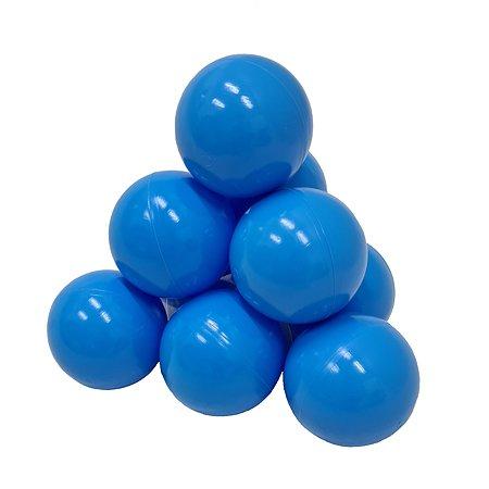 Шарики Hotenok для сухого бассейна Голубые 50 шт диаметр 7см sbh110