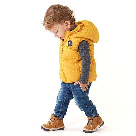Жилет BabyGo Trend жёлтый