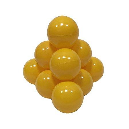 Шарики Hotenok для сухого бассейна Желтые 50 шт диаметр 7см sbh108