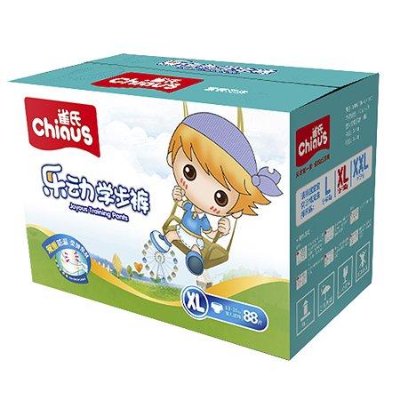 Подгузники-трусики Chiaus Mega Box XL 13-18кг 88шт