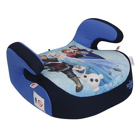 Автокресло-бустер SIGER Disney Холодное сердце Герои Синий