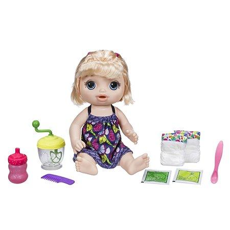 Набор игровой Baby Alive Малышка с блендером E0586ES0