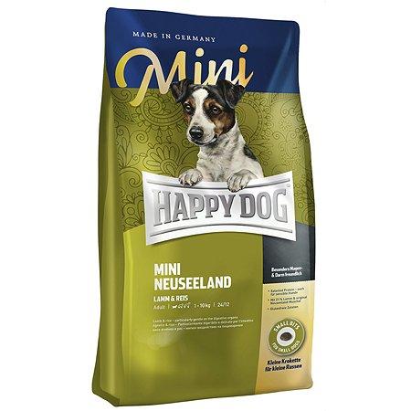 Корм для собак Happy Dog Supreme Mini Новая Зеландия ягненок-рис 1кг