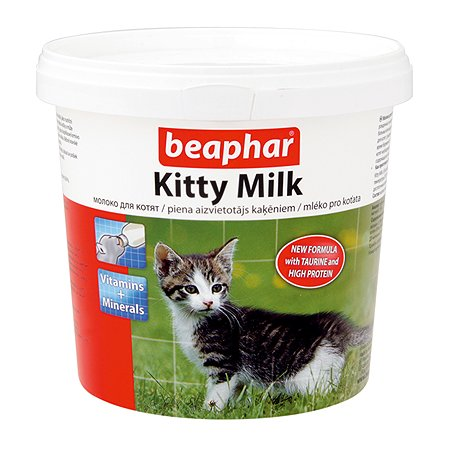 Смесь для котят Beaphar Kitty Milk молочная 500г