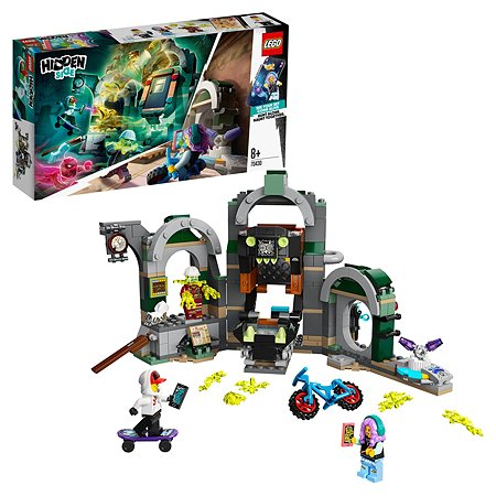 Конструктор LEGO Hidden Side Метро Ньюбери 70430