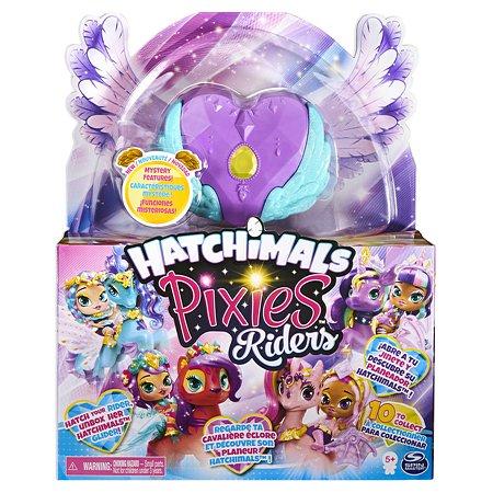 Набор игровой Hatchimals Пикси и дракон в непрозрачной упаковке (Сюрприз) 6059382