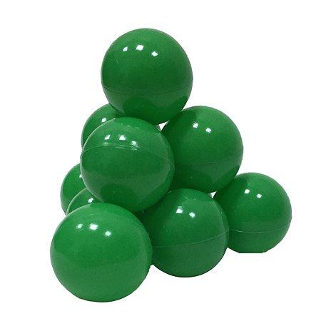 Шарики Hotenok для сухого бассейна Зеленые 50 шт диаметр 7см sbh109