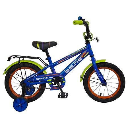 Велосипед Navigator Basic 14дюймов ВН14178ДМ