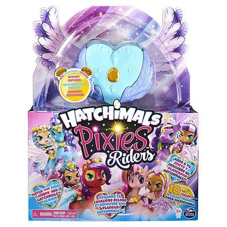 Набор игровой Hatchimals Пикси и морской конек в непрозрачной упаковке (Сюрприз) 6059381
