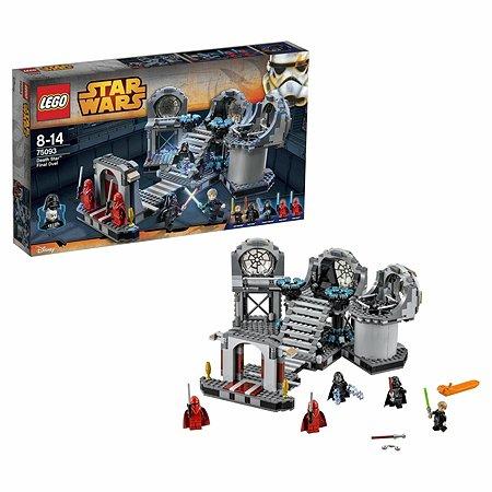 Конструктор LEGO Star Wars TM Звезда Смерти™ - Последняя схватка (75093)