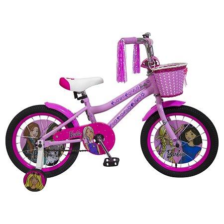 Велосипед Navigator Barbie 16дюймов ВН16143