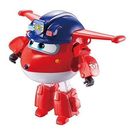 Трансформер Super Wings Джетт полиция EU730231