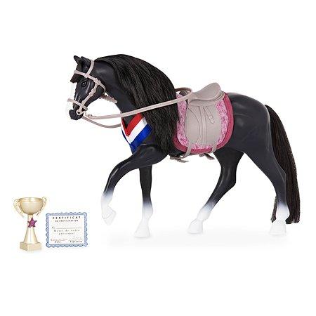 Набор Lori с лошадью Черная ирландская LO38010Z