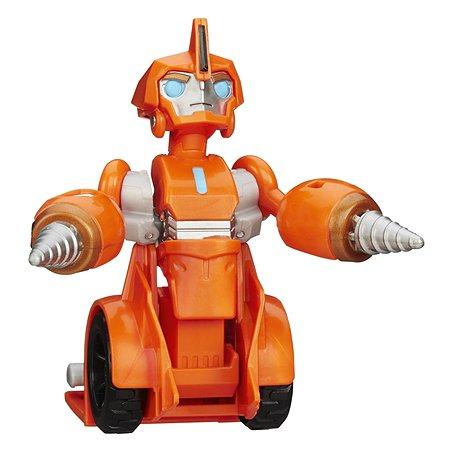 Трансформер Трансформеры Роботс-ин-Дисгайс Уан-Стэп Fixit B0906