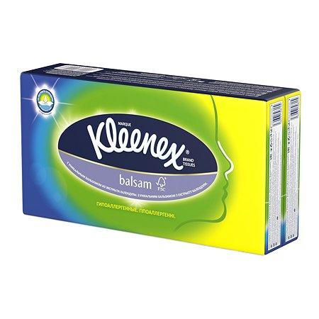 Носовые платочки Kleenex Бальзам 8*9