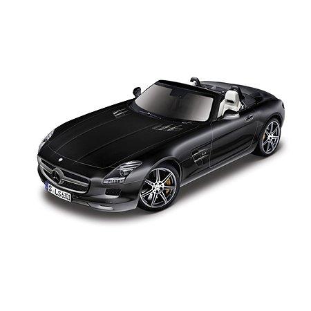 Машина BBurago MERCEDES-BENZ SLS AMG Cabrio